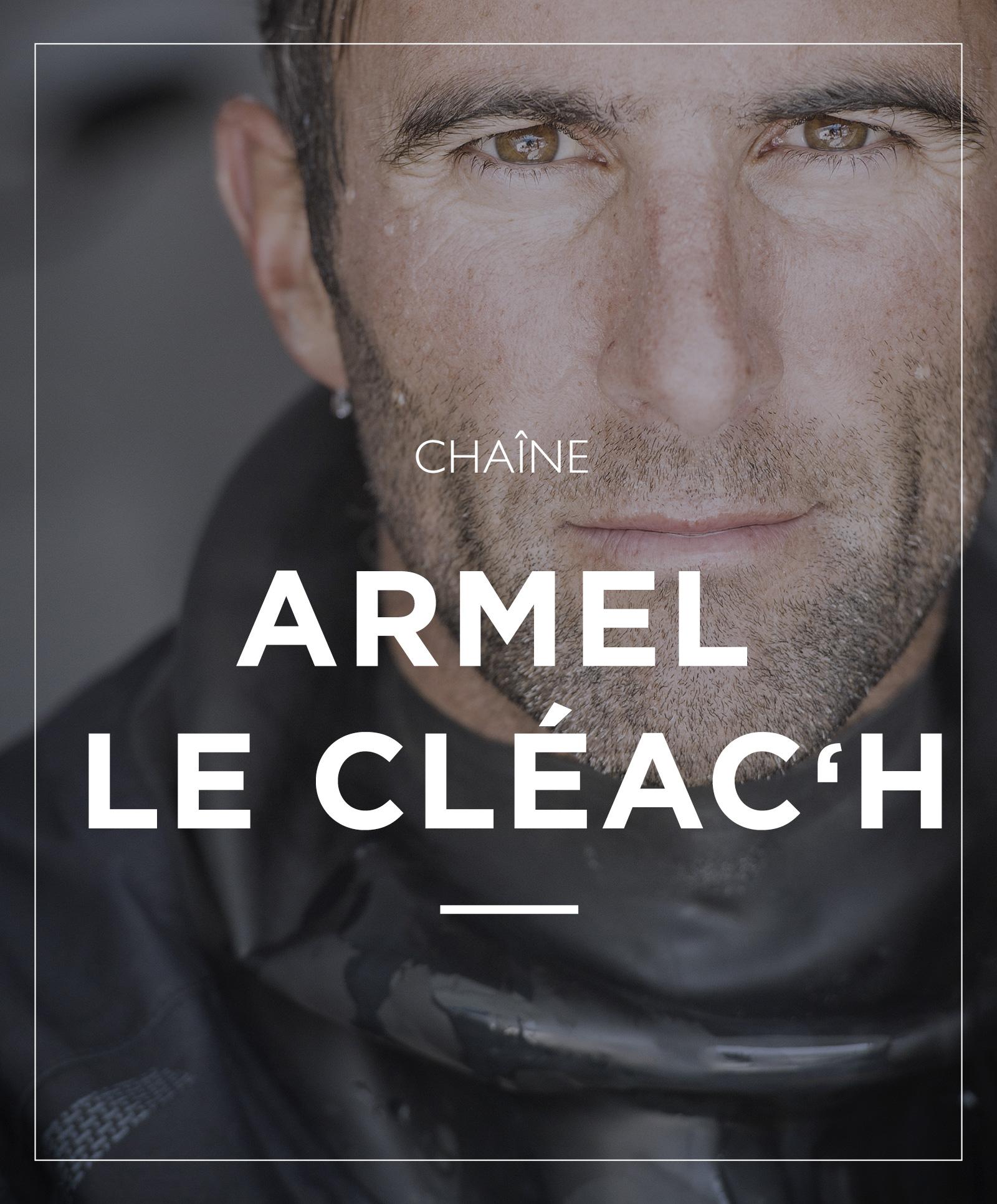 chaine Armel LE CLEAC'H