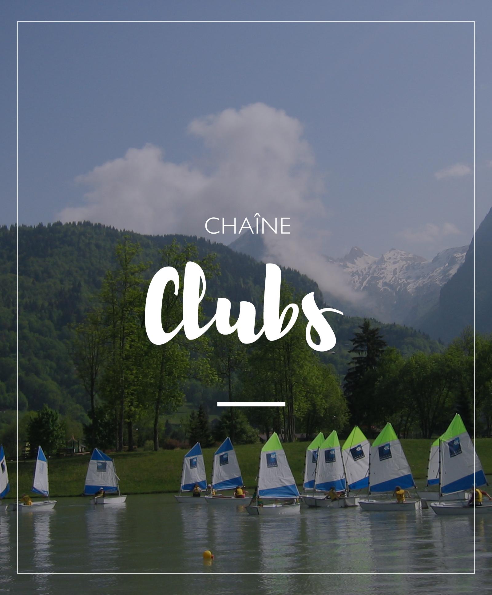 chaine Clubs