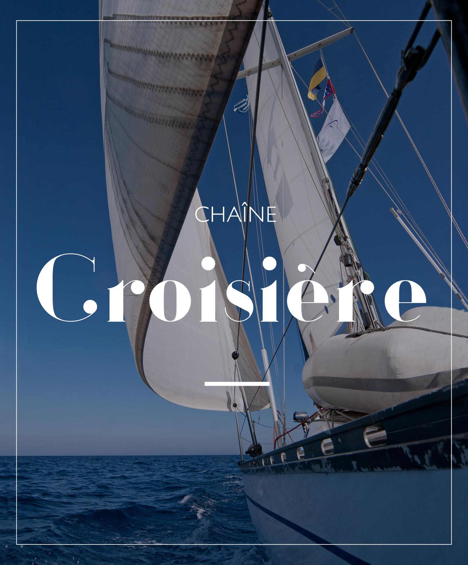 chaine Croisière