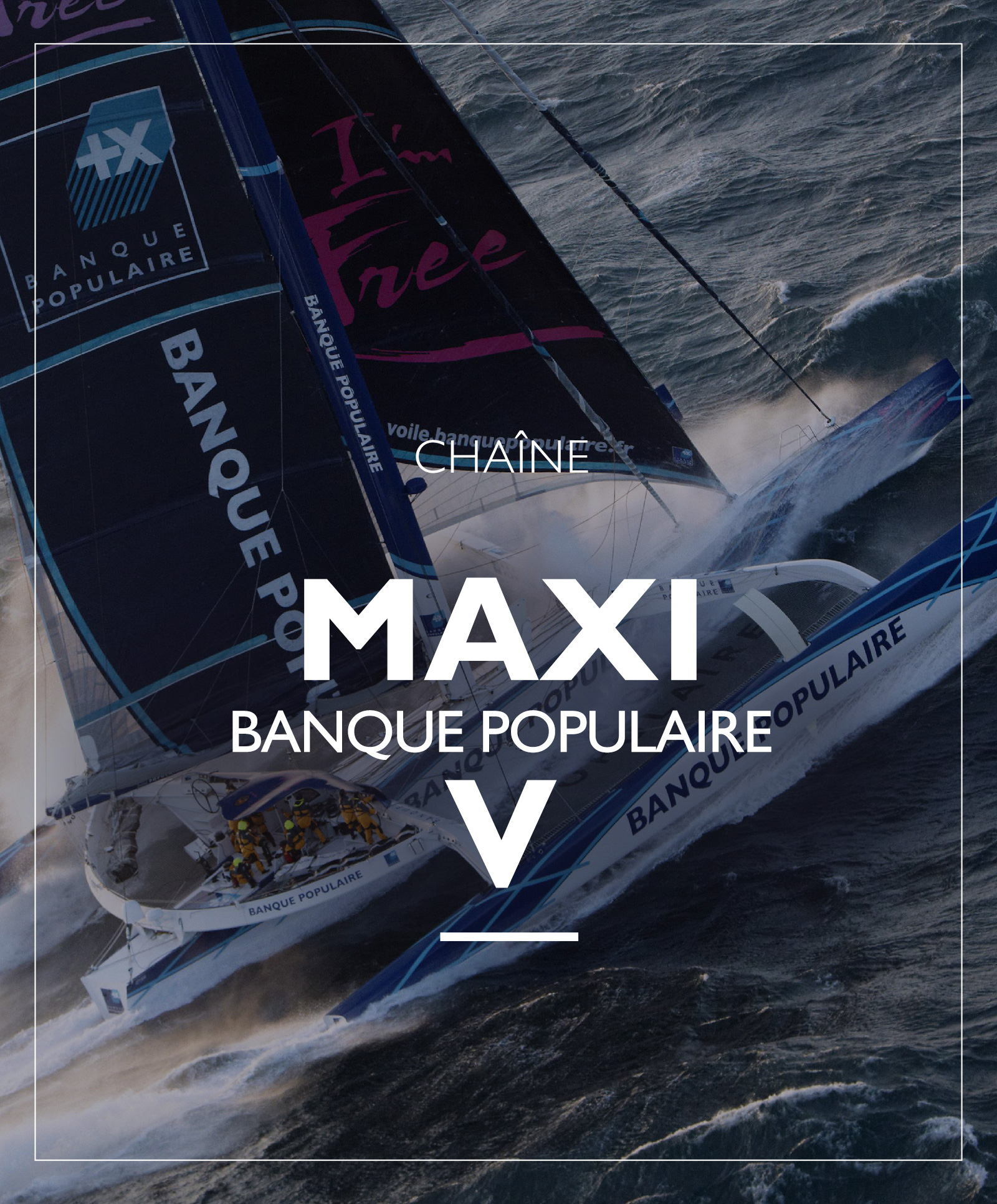 chaine Maxi Banque Populaire V