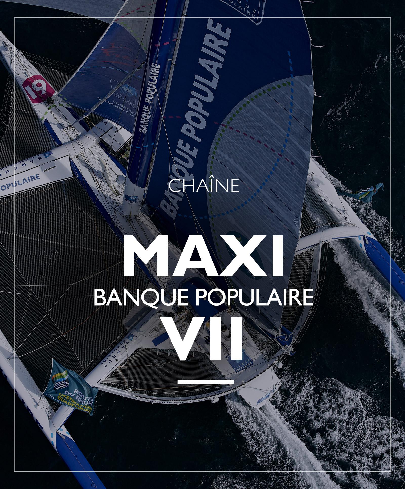 chaine MAXI SOLO BANQUE POPULAIRE VII