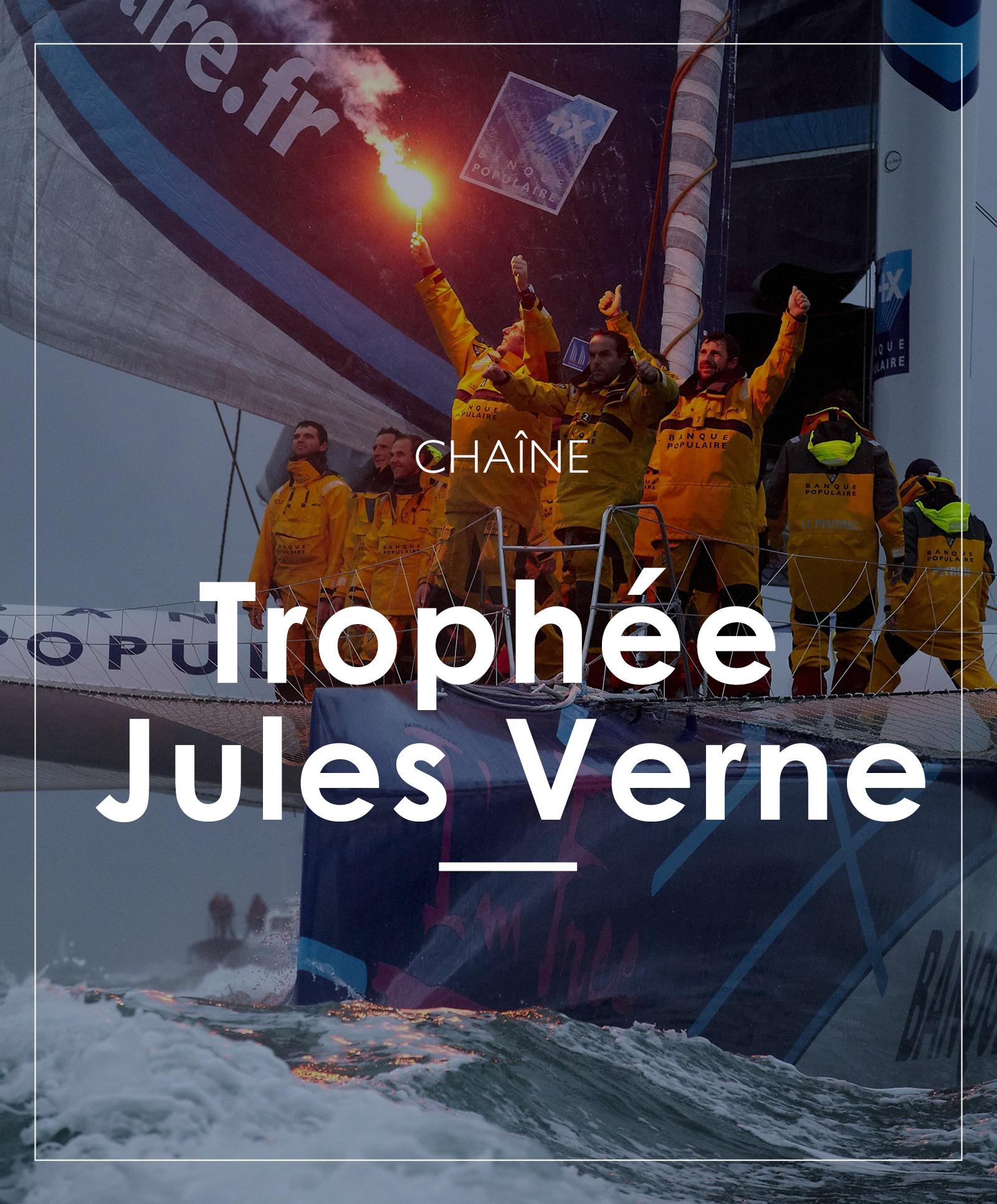 chaine TROPHEE JULES VERNE