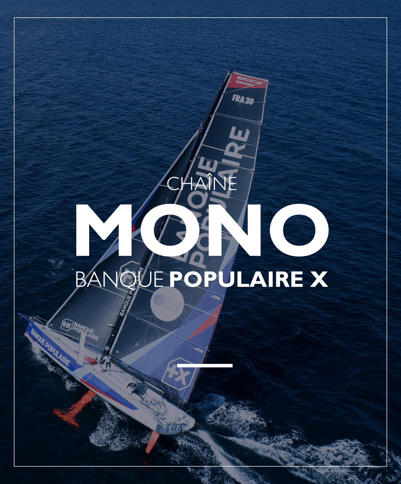 chaine MONO BANQUE POPULAIRE X
