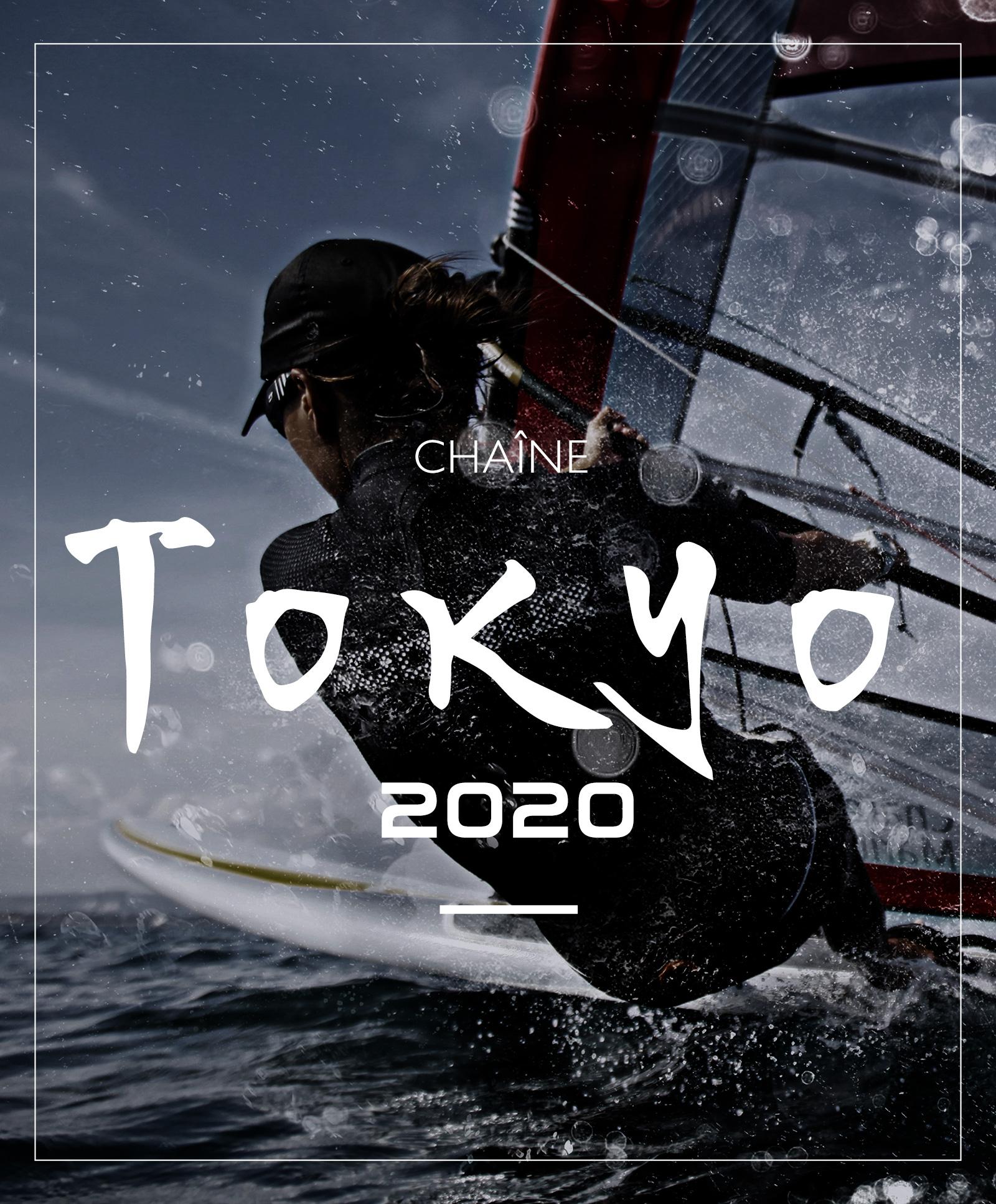 chaine TOKYO 2020