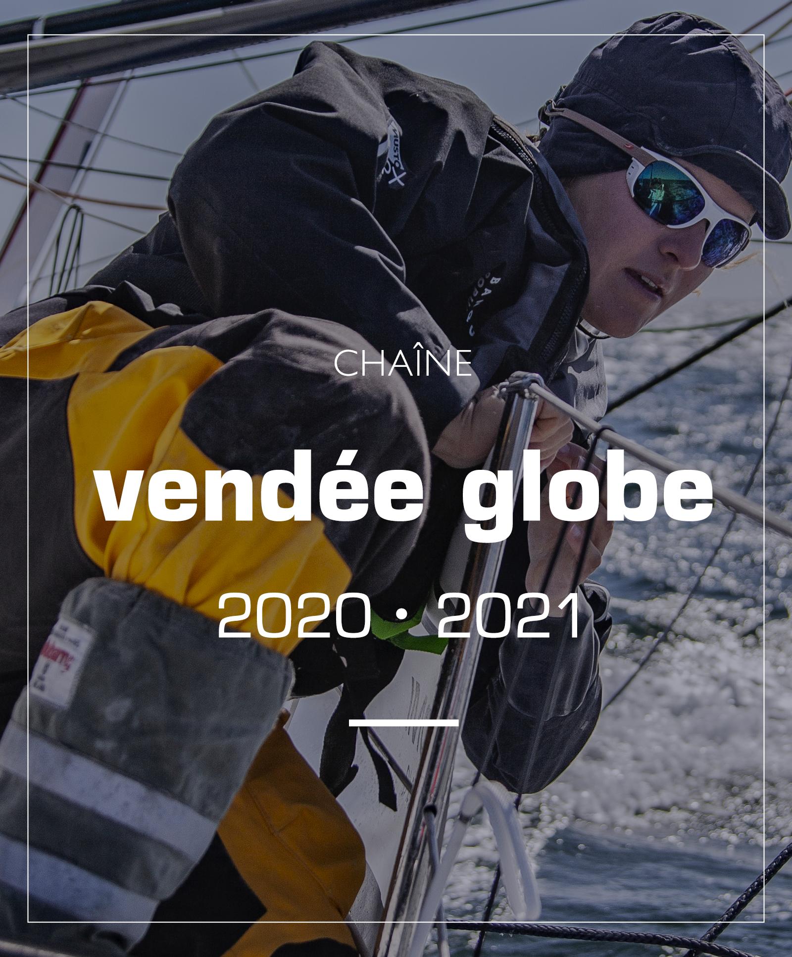 chaine VENDEE GLOBE 2020-2021