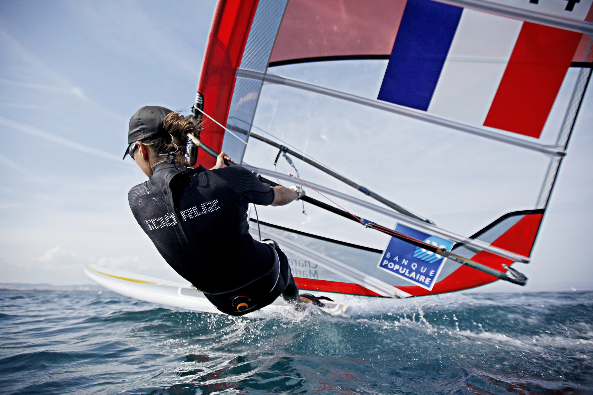Charline PiconRSX ©C. Launay-FFVoile