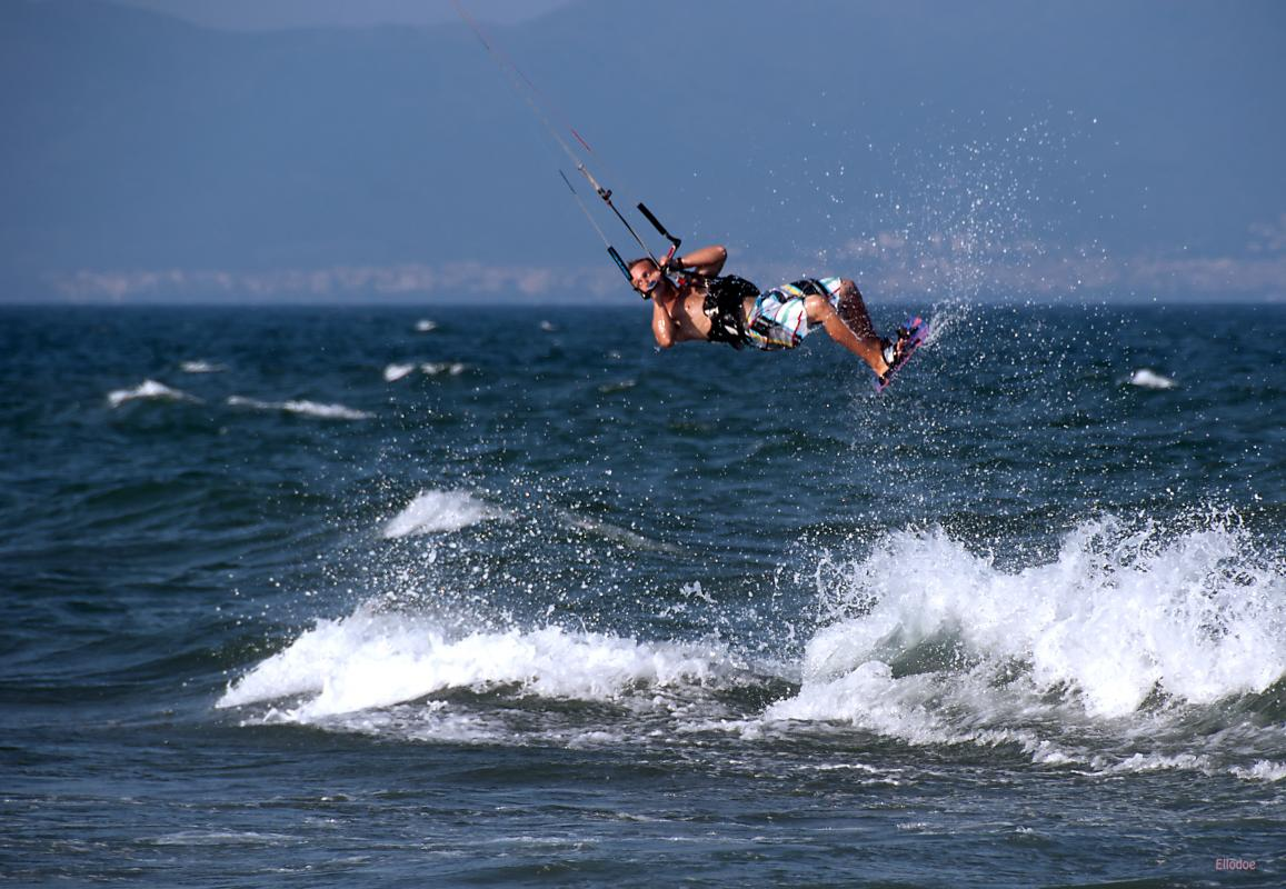 Kite surf\Copyright Alicia